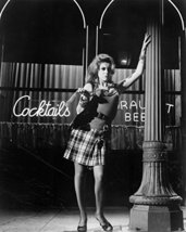 Ann-Margret in The Swinger sexy pose by lamp post in front of bar 1966 1... - $69.99