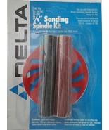 Delta 31-782 3/4 in. 120 Grit Sanding Spindle Kit  - $6.93