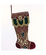 Katherine's Collection Gifts Jeweled Stocking - $69.98