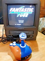 Marvel Fantastic Four THING Plug 'N And Play Jakks Pacific TV Games System 2005 - $18.80