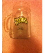 JACK DANIEL'S LYNCHBURG LEMONADE  CANNING JAR GLASS  RECIPE---FREE SHIP-... - $15.39