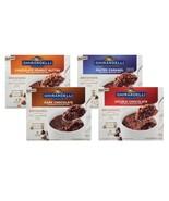 Ghirardelli Chocolate Mug Brownie Mixes Variety Pack - Bundle of 4 - $28.70