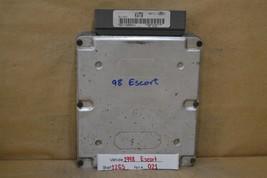 1998-1999 Ford Escort 2.0 AT Engine Control Unit ECU F8CF12A650DJ Module 21 12G5 - $29.69