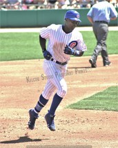 Original Alfonso Soriano Chicago Cubs Pic 8x10 2008 PhotoArt Vintage Cla... - $4.77