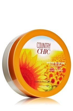 Bath Body Works Country Chic Intense Moisture Body Butter 7 oz / 200 g