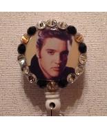 Elvis Badge Reel - Elvis - Elvis Badge - Elvis Id Holder - Elvis Lanyard... - $10.99