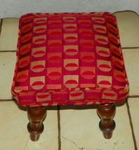 Mid Century Footstool / Stool - $99.00