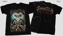 Sinister - Diabolical Summoning Black T-shirt Short Sleeve-sizes:S to 5XL - $16.99+