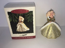 "Hallmark Keepsake Ornament ""Holiday Barbie""  2nd in Series 1994 - $5.00"