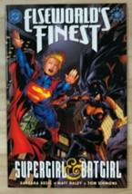 ELSEWORLD'S FINEST Supergirl & Batgirl (1998) DC Comics SqB FINE - $9.89
