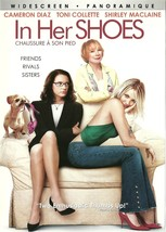 In Her Shoes DVD Cameron Diaz Toni Collette Shirley MacLaine - $2.99