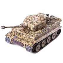 Academy Science German Tiger 1 initial model fortress operation plastic ... - $50.04