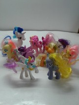 Hasbro My Little Pony Lot of 10 Mini Figures Toys For Kids - $19.79