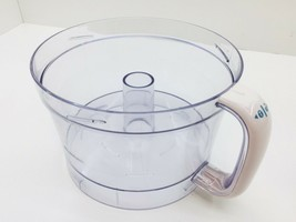 Hamilton Beach Food Processor Type FP11 Model 70590 Replacement Work Bowl - $14.99