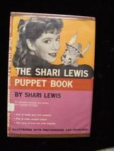 The Shari Lewis Puppet Book The Citadel Press 1958 - $19.99