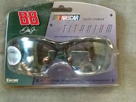 Nascar Titanium Protective Eyewear-Dale Earnhardt Jr. #8 (2005) - $14.54