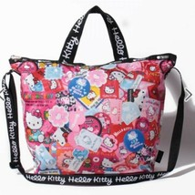 Hello Kitty 45th Anniversary Limited Easy Carry Tote Bag LeSportsac - $175.81