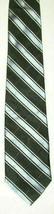 "Lord & Taylor - Boy's Silk Neck Tie - Navy & Light Blue Stripe 50.75"" - $9.89"