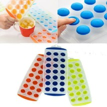 3 Pack  Silicone Easy Pop Out Ice Cube Trays BPA Free Top Quality USA Sh... - $7.99