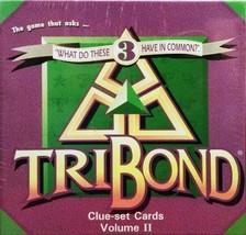 Tribond Clue-set Cards #2 - $52.60