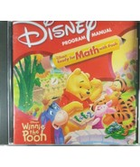 Disney Ready for Math with Winnie the Pooh PC CD-Rom - $11.59