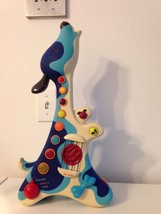 B. WOOFER Hound Dog Musical Guitar Instrument Toddler Kids Battat Strum Toy - $12.00
