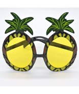 Beach Pineapple Sunglasses Hawaiian Pineapple Sunglasses Fruit Glasses  - $9.99
