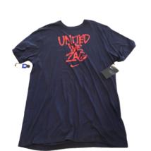 "NWT New Gonzaga Bulldogs Nike ""United We Zag"" Tri-Blend Size Large T-Shirt - $24.70"