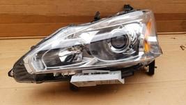 13-15 Nissan Altima Sedan Halogen Headlight Lamp Driver Left LH image 2