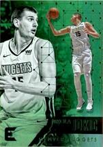 2017-18 Panini Essentials Green #188 Nikola Jokic -Denver Nuggets- - $3.12