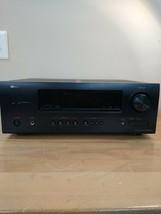 Denon AVR-1312 AV 5.1 Channel Surround 375 Watt Receiver AM/FM Band - Black - $138.60