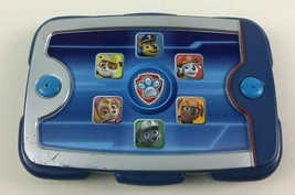 Paw Patrol Pup Pad Ryders Talking Toy English French Spin Master 2014 A5 - $20.74
