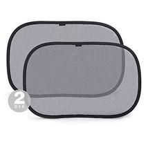 Car Window Shade, 2 Pack Gledto Sunshades for Side Window Static Electri... - $6.36