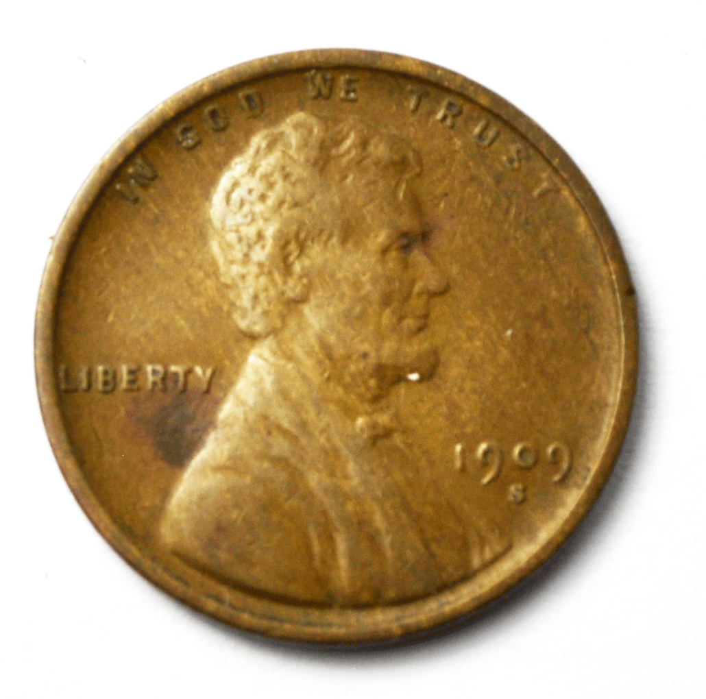 1909 S 1c Wheat One Cent Penny San Francisco Rare Key Date