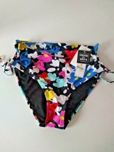 Hula Honey Multi Color Swimwear Bottoms Size Medium image 1