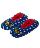 DC Comics Wonder Woman Movie Logo Cozy Womens Slipper Socks - (S/M) … - $14.95