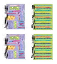 Bundle of Spiral Bound Thick Notebooks (4 Notepads Total) 160 Lined Page... - $10.75