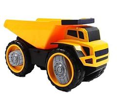 Ini Toys Melody Light Dump Truck Construction Power Heavy Equipment Car Vehicle