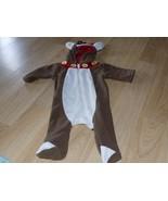 Size 3-6 Months Small Wonders Holiday Reindeer Christmas Halloween Costume EUC - $28.00