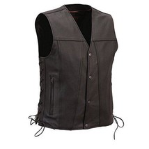 First Manufacturing Men's Ruffian Motorcycle Vest - $119.99+