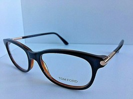 New Tom Ford TF 5237 TF5237 001 52mm Italy Rx Women's Eyeglasses Frame  - $137.99