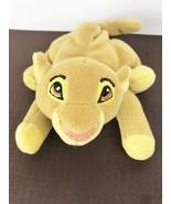 "Walt Disney Company Simba Lion King 7"" Bean Bag Plush - $6.79"
