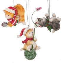 Kittens at Play Ornament - $12.95