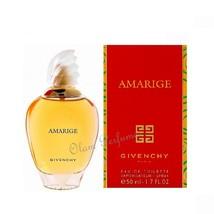 Givenchy Amarige For Women Eau de Toilette Spray 1.7oz 50ml *New in Box ... - $44.09