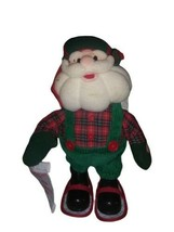 """Avon  2004 Santa Claus  Only Singing And Dancing Merry Christmas 14"""" - $14.84"""