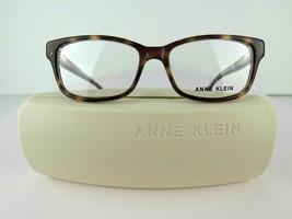 Anne Klein AK 5041 (001) Black Tortoise 52-16 135 Eyeglass Frames - $56.95