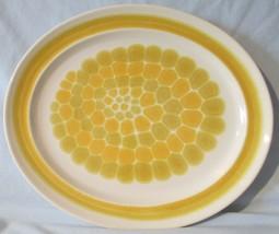 "Franciscan Sundance 13 1/2"" Oval Platter - $32.56"