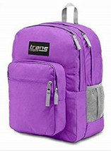 "Trans by JanSport 17"" Supermax Backpack - Vivid Lilac / Purple - $24.74"