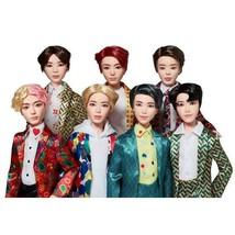 BTS Bangtan Boys K-Pop Idol Collector Doll Signature Outfit Band Mattel ... - $84.14