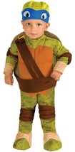 TMNT Leonardo , Turtle , Toddler Costume , Size Toddler 2-4 , Free Shipping - $32.00